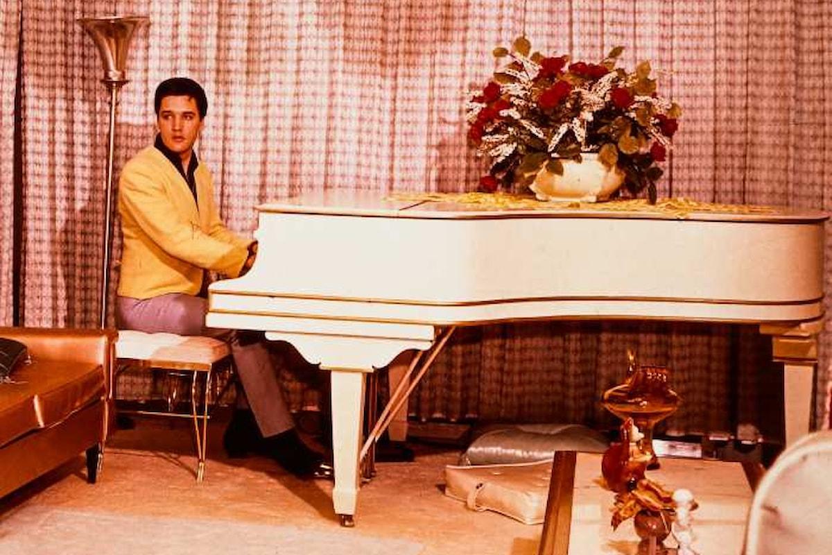 Dal 10 agosto lo storico Baby Grand Piano di Elvis Presley è in vendita su eBay