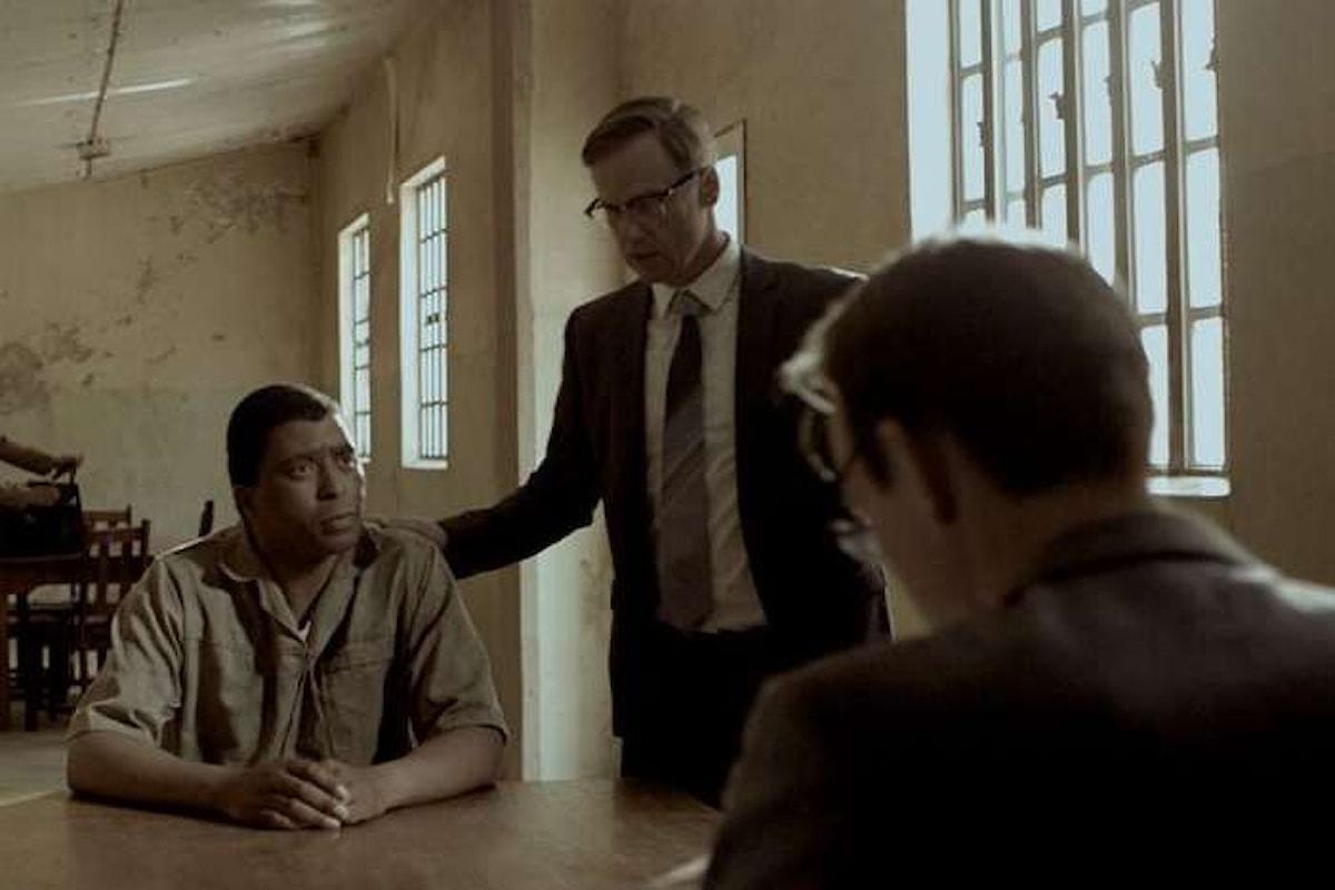 Atto di difesa, film sul processo del 1963 a Nelson Mandela, il 3 febbraio al Cinema Spazio Oberdan di Milano