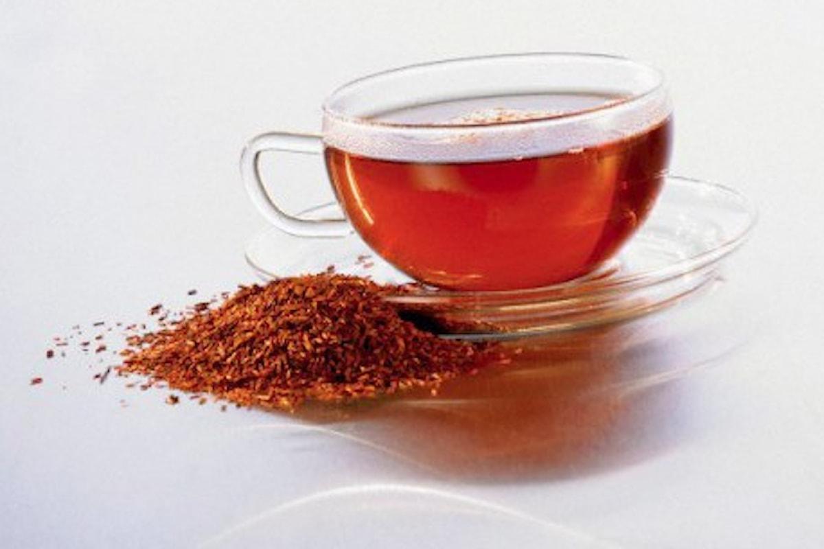 Redbush senza caffeina e senza teina