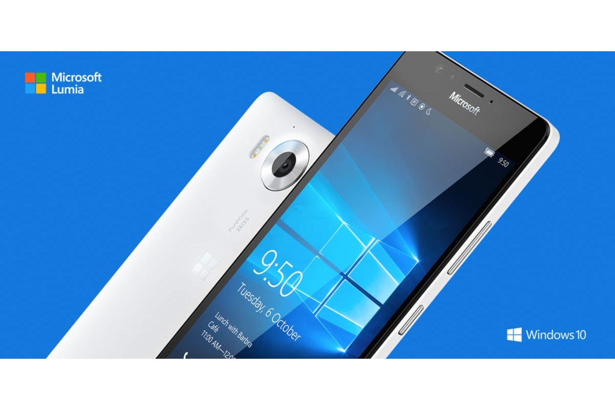Microsoft Lumia 950 ad un prezzo mai visto su Amazon   Surface Phone Italia