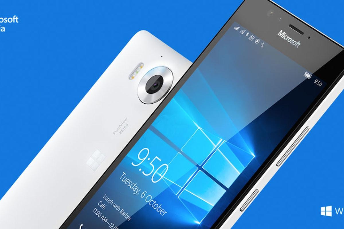 Microsoft Lumia 950 ad un prezzo mai visto su Amazon | Surface Phone Italia