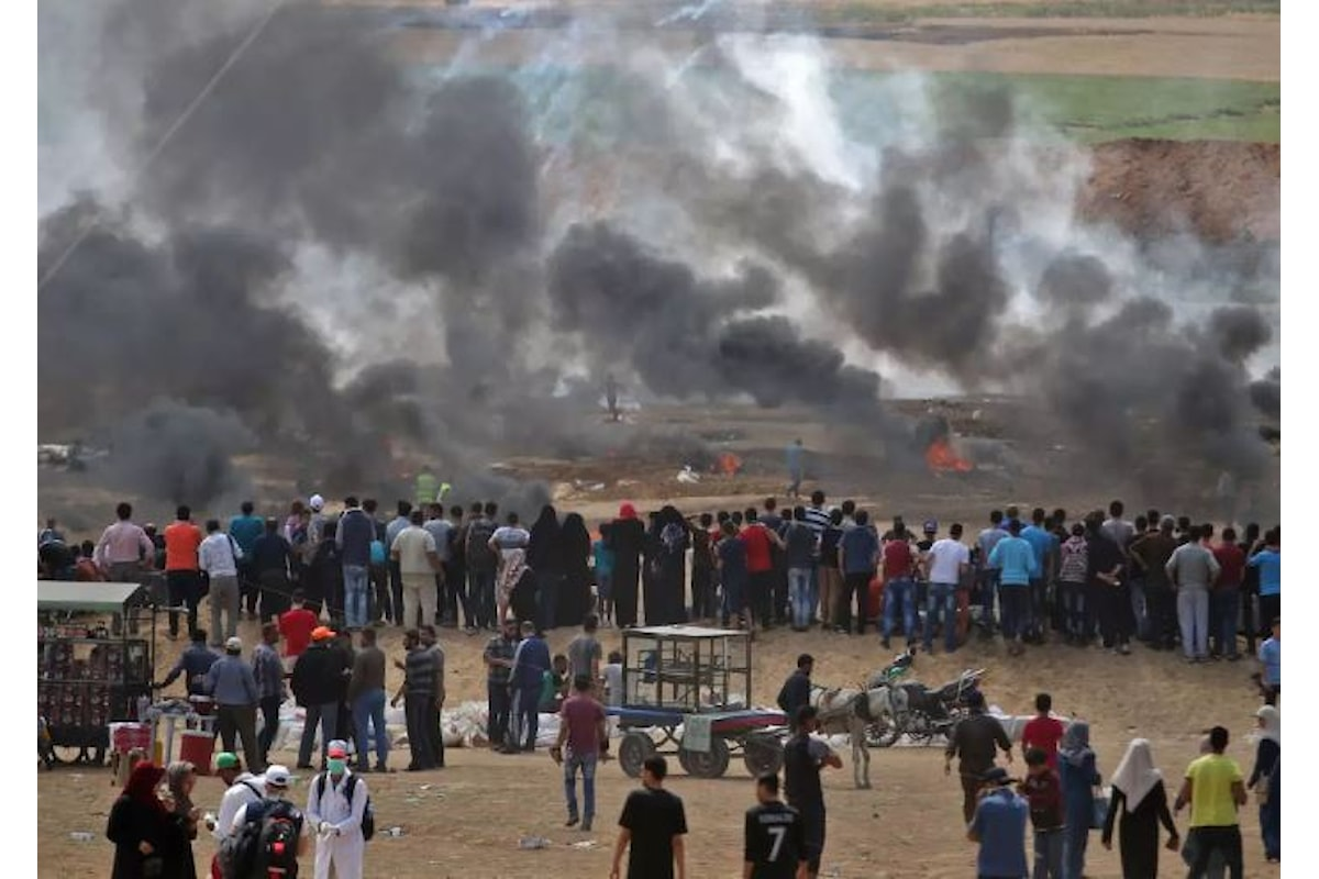 Il punto di vista palestinese sul 70° anniversario della fondazione di Israele