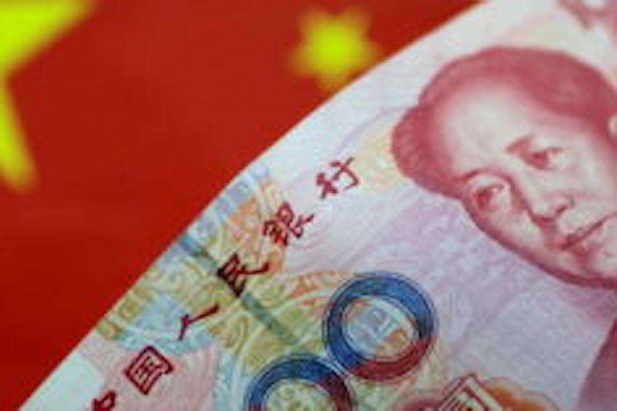 Borse, la Cina va a picco (e anche lo Yuan)