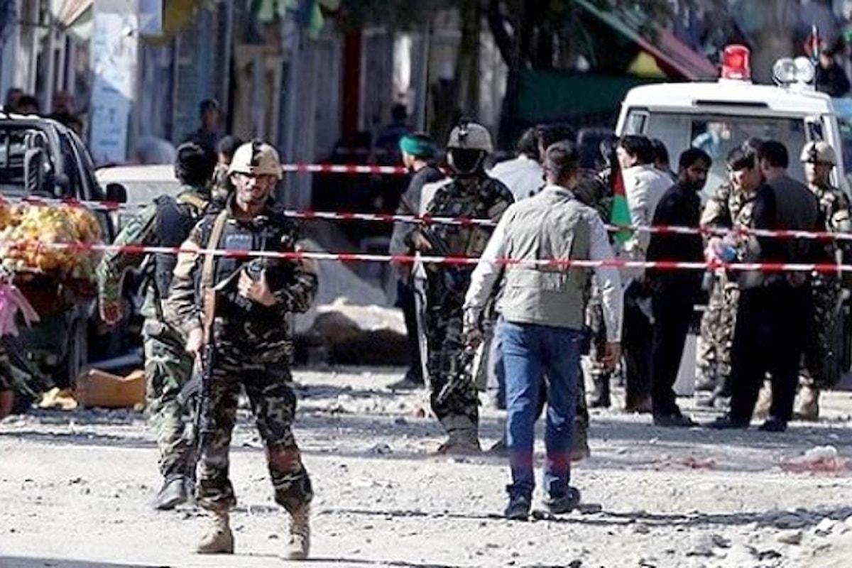 Nuovo attentato a Kabul, vittime 11 soldati afgani
