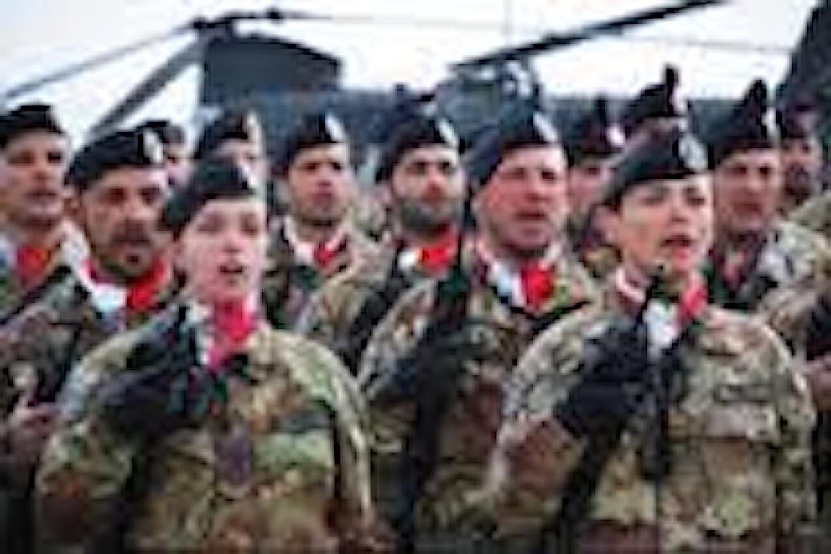 Afghanistan, 10 talebani si arrendono a forze di sicurezza afgane addestrate dai militari italiani