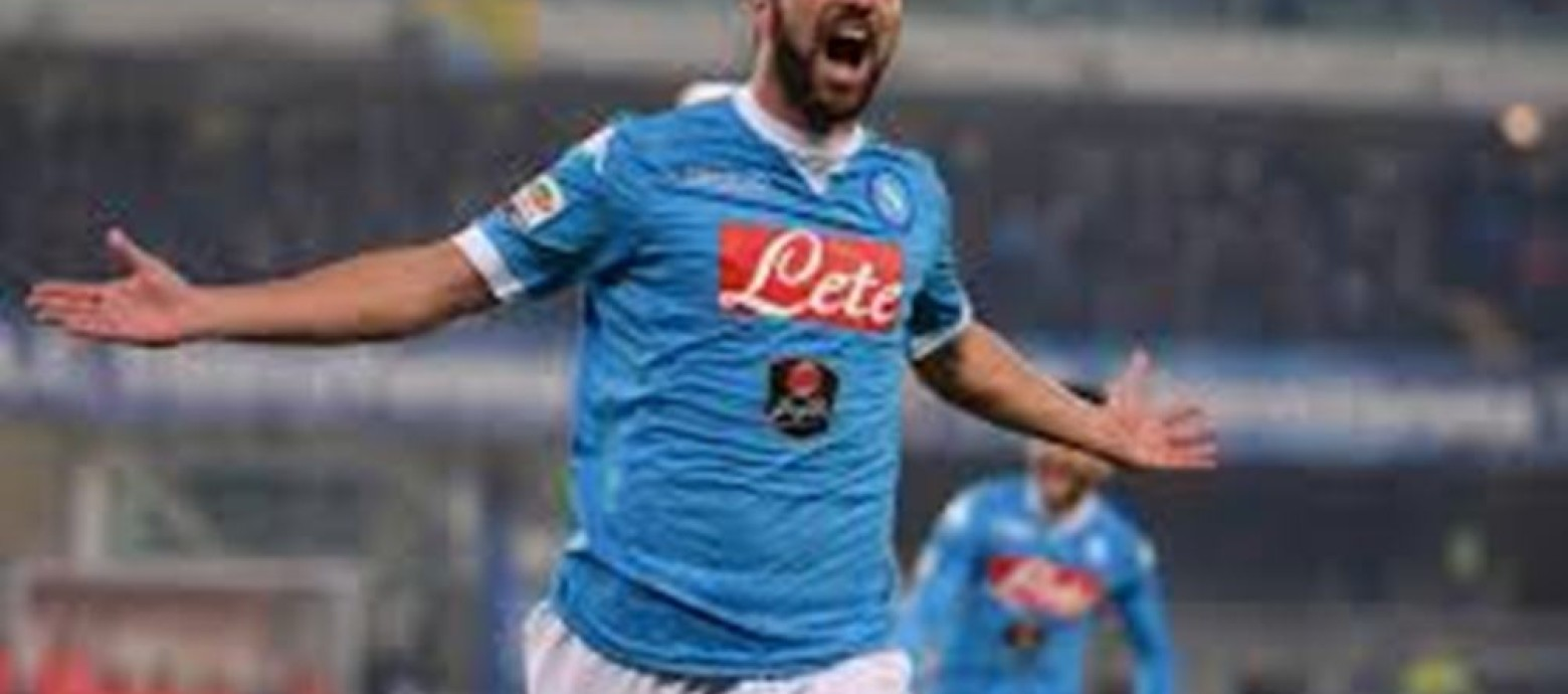 SERIE A - Il Napoli risponde alla Roma: 2-1 all'Atalanta
