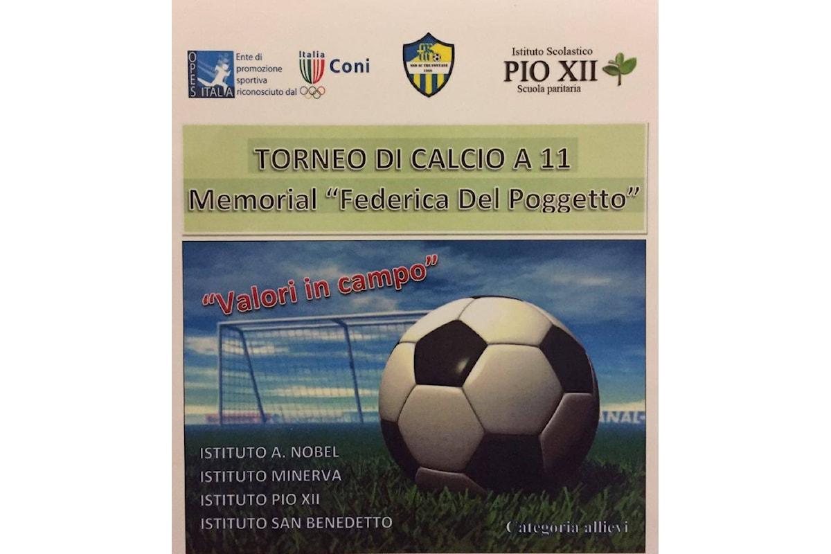 Torneo scolastico, Memoriale del Poggetto, giornata 4 - San Benedetto vs Minerva