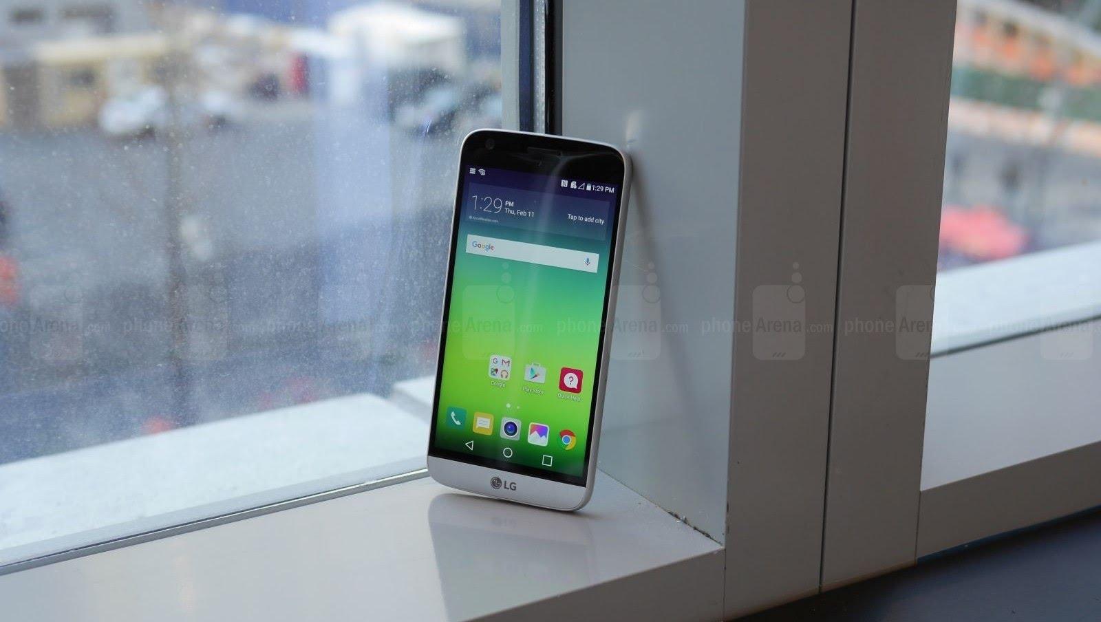 LG | in arrivo la versione speciale G5 SE