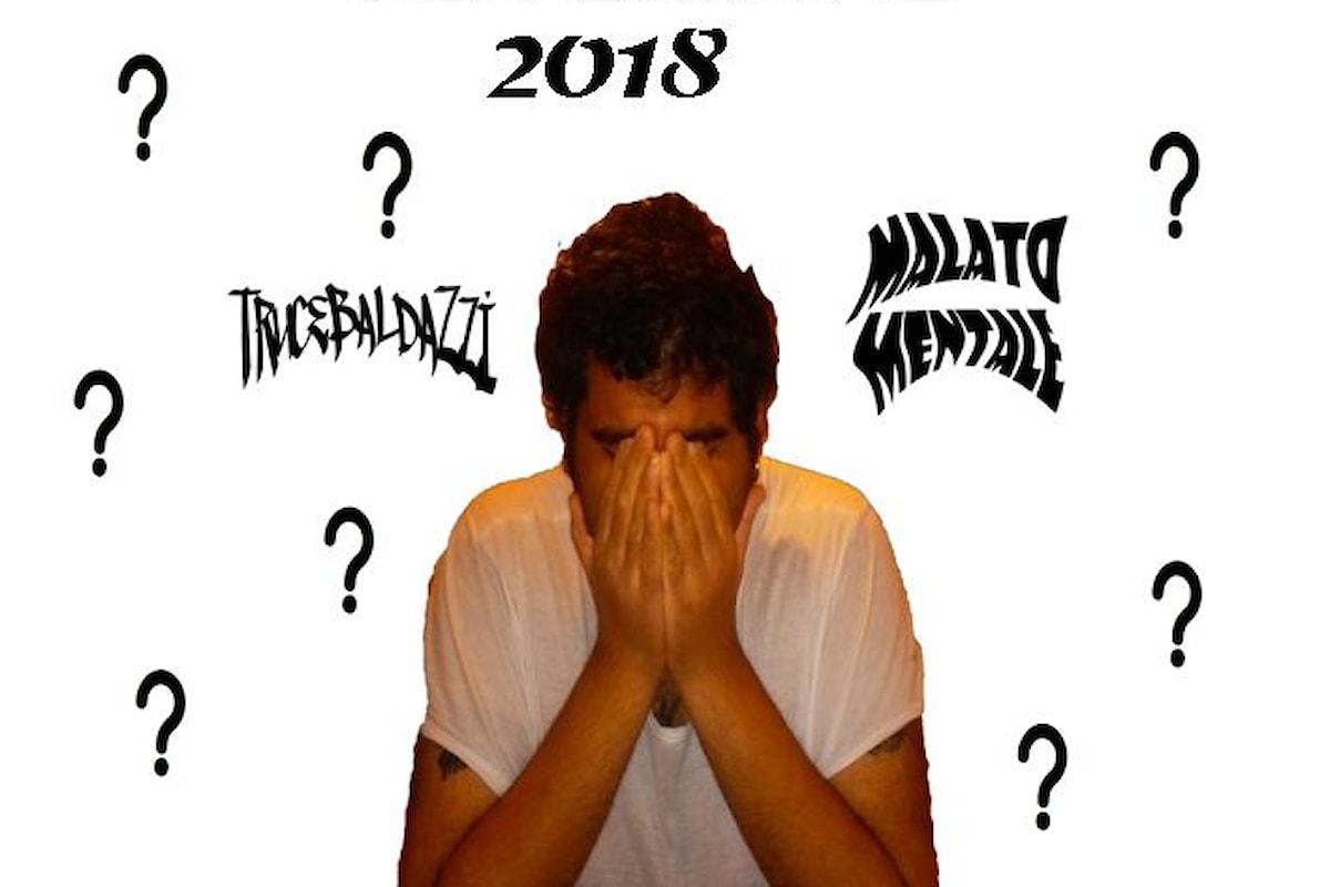 Trucebaldazzi parla del disco Depressione 2018