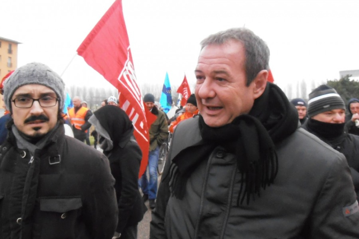 Marco Carra: la Belleli chiude il parcheggio con dentro le auto dei lavoratori in sciopero