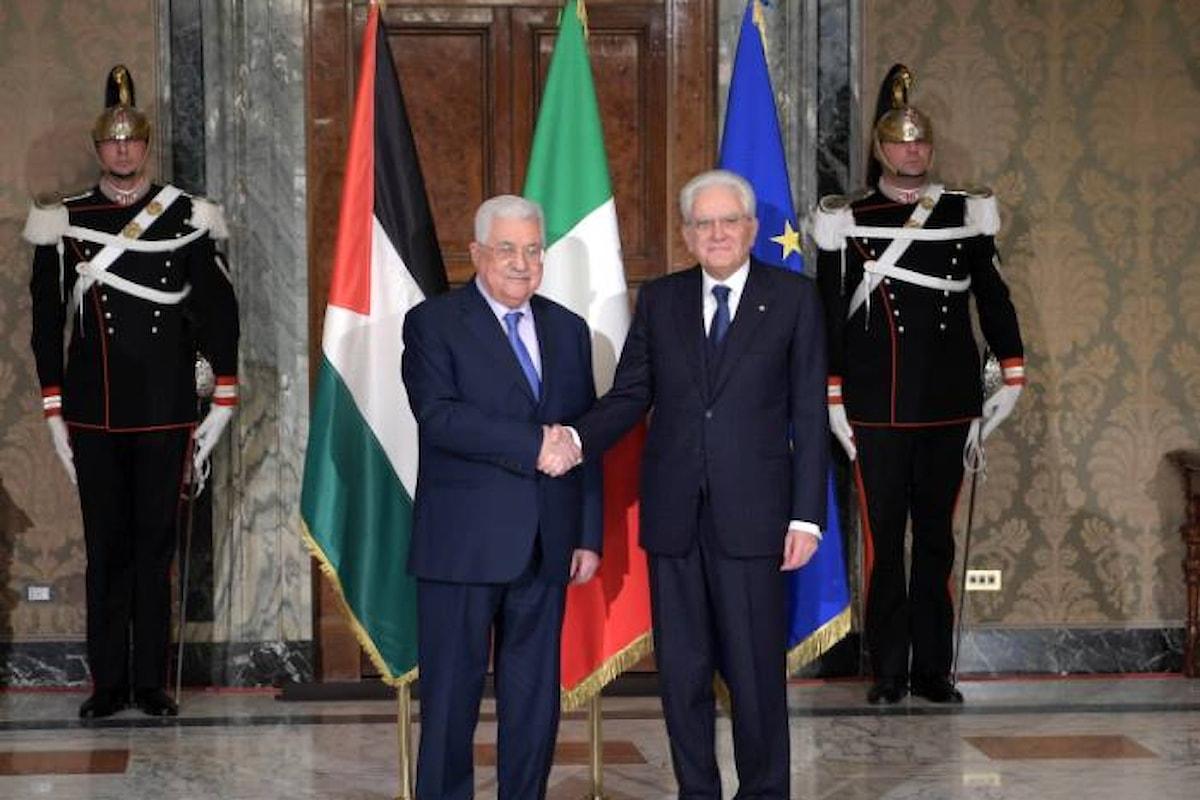 Mahmoud Abbas in cerca di consenso, mentre Israele continua la propria politica di aggressione contro i territori occupati