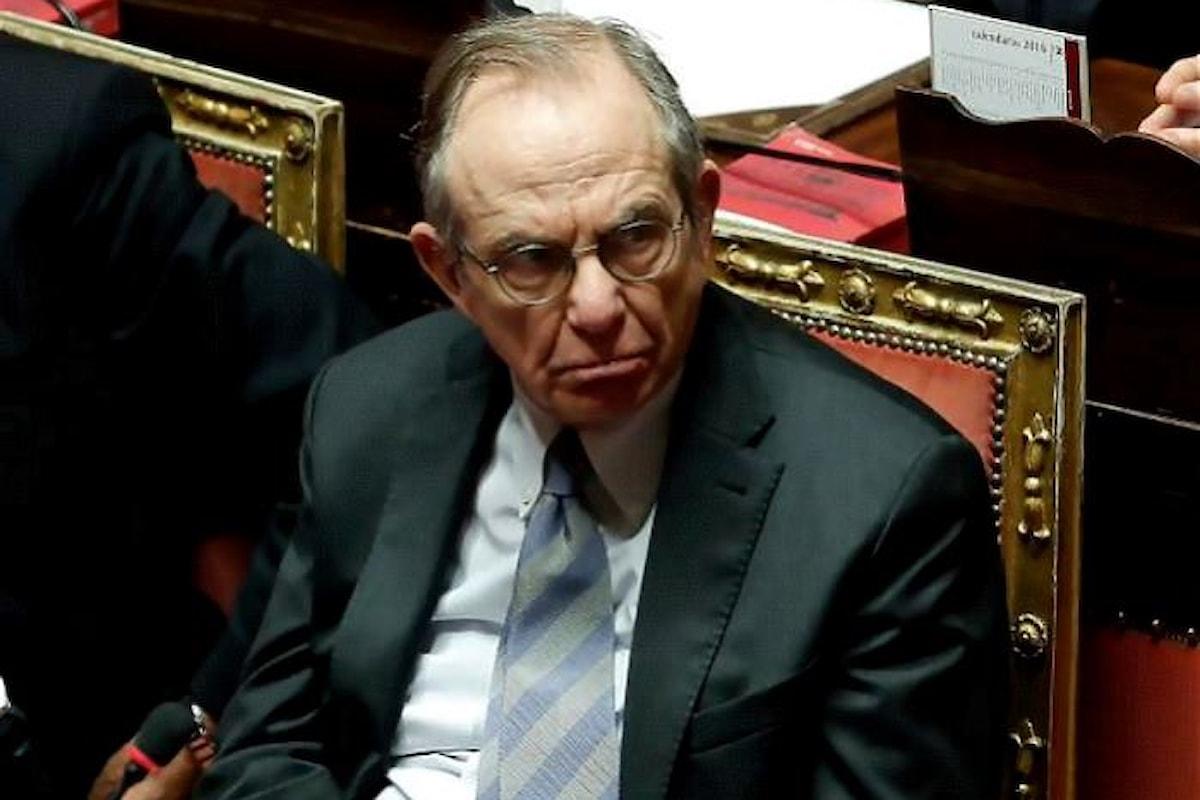 Padoan chiamato alla Camera a rispondere su Consip difende Marroni e le sue scelte