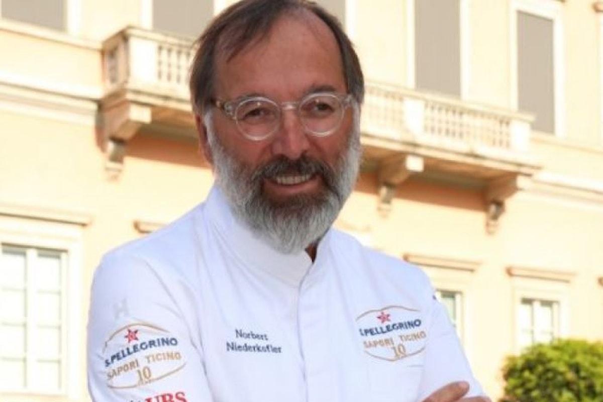Presentata la Guida Michelin Italia 2018. Adesso sono nove i 3 stelle nello stivale con la new entry Norbert Niederkofler