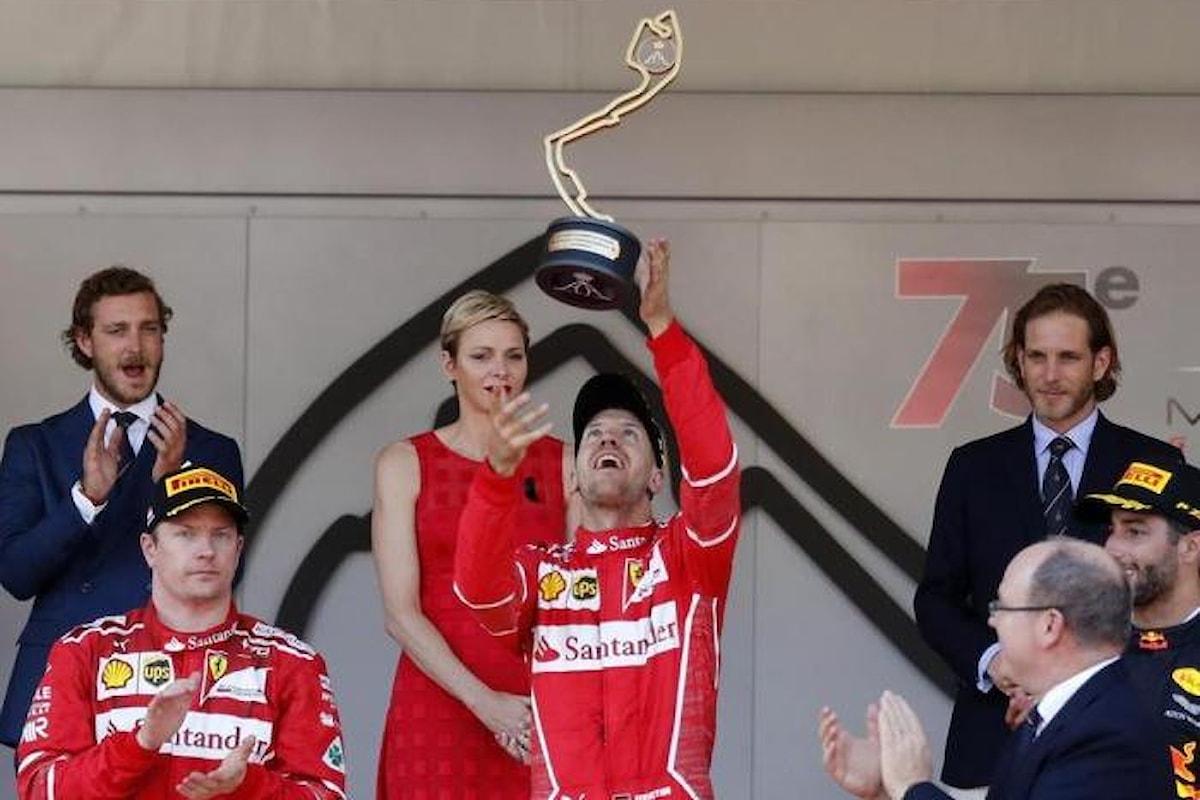 Hamilton cerca di fare polemica con Ferrari!