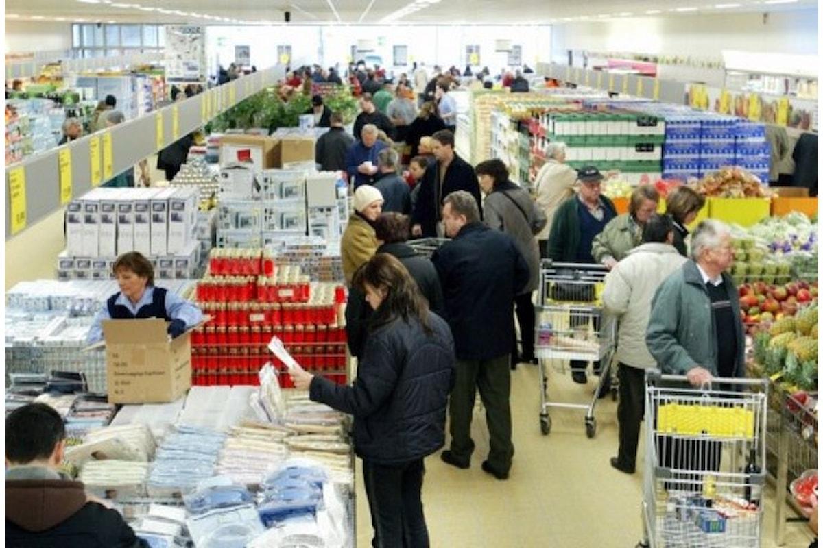 Sorpresa. A settembre 2017 in Italia cresce il commercio al dettaglio