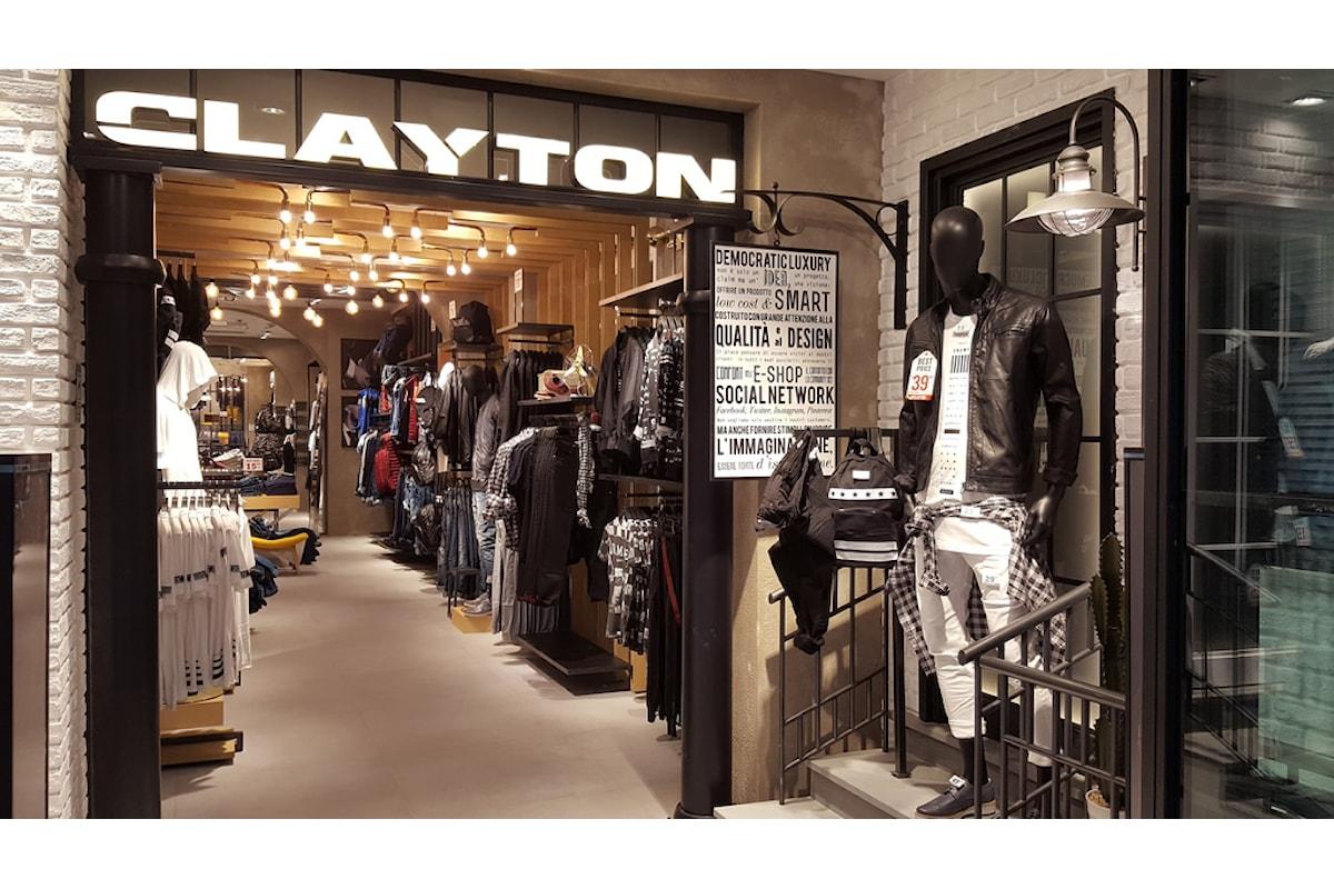 Clayton abbigliamento uomo in corso buenos aires a Milano
