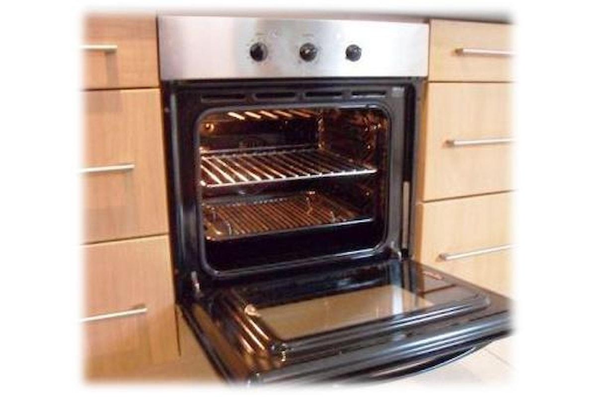 La pulizia del forno... senza utilizzare prodotti chimici