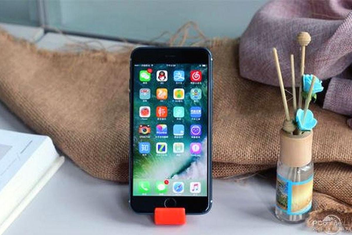 iPhone7: tra le novità un sistema di ricarica molto più veloce