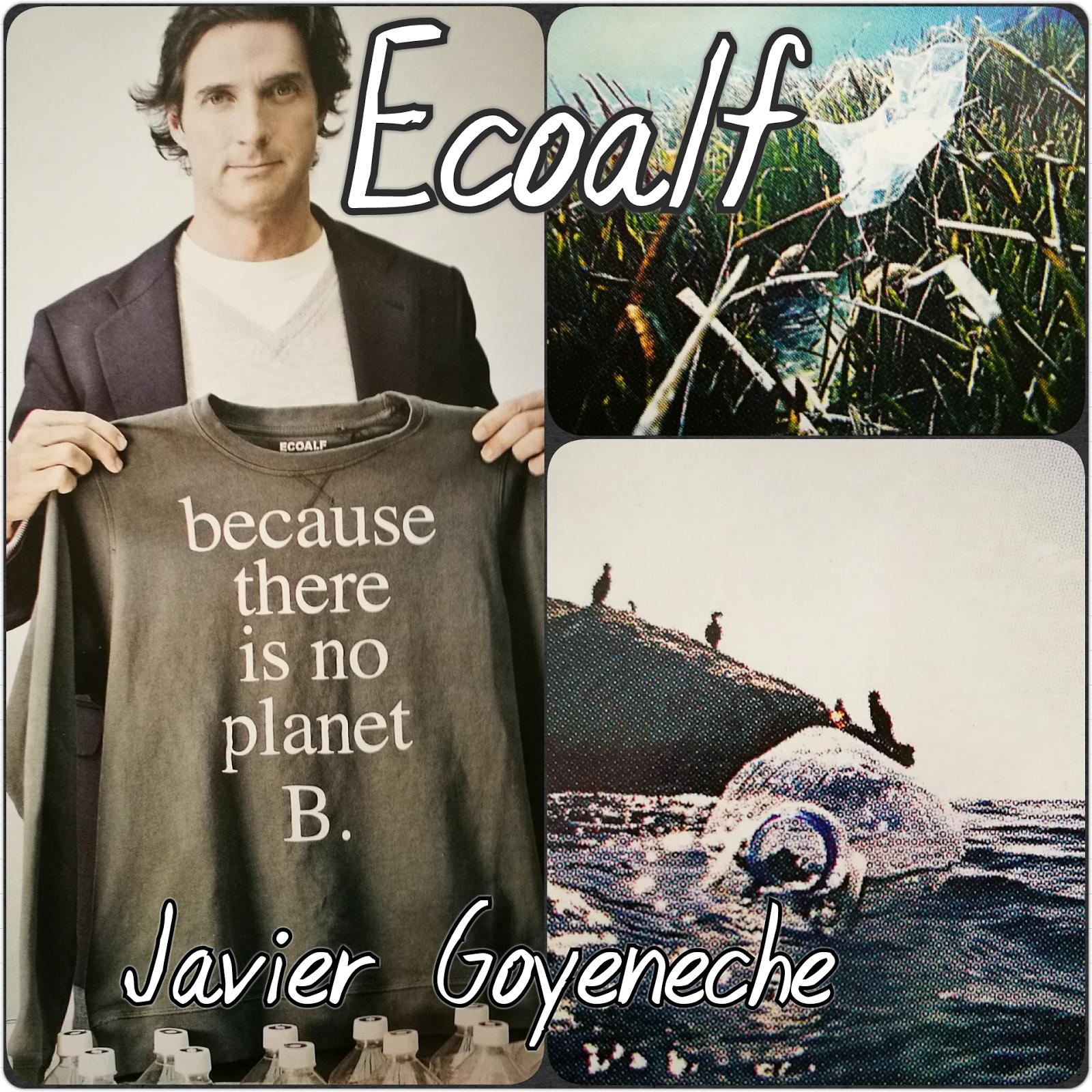 ECOALF: vestirsi con la plastica per salvare la salute del Pianeta