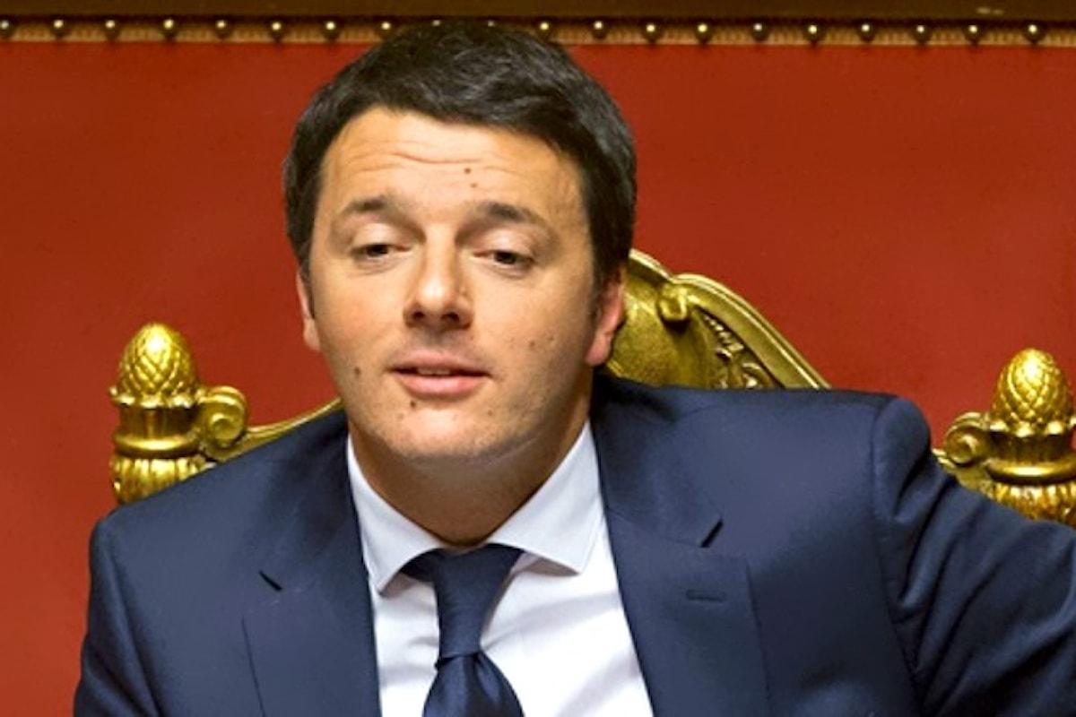 L'intervista di Renzi a La Stampa ovvero come un publiredazionale viene spacciato per informazione
