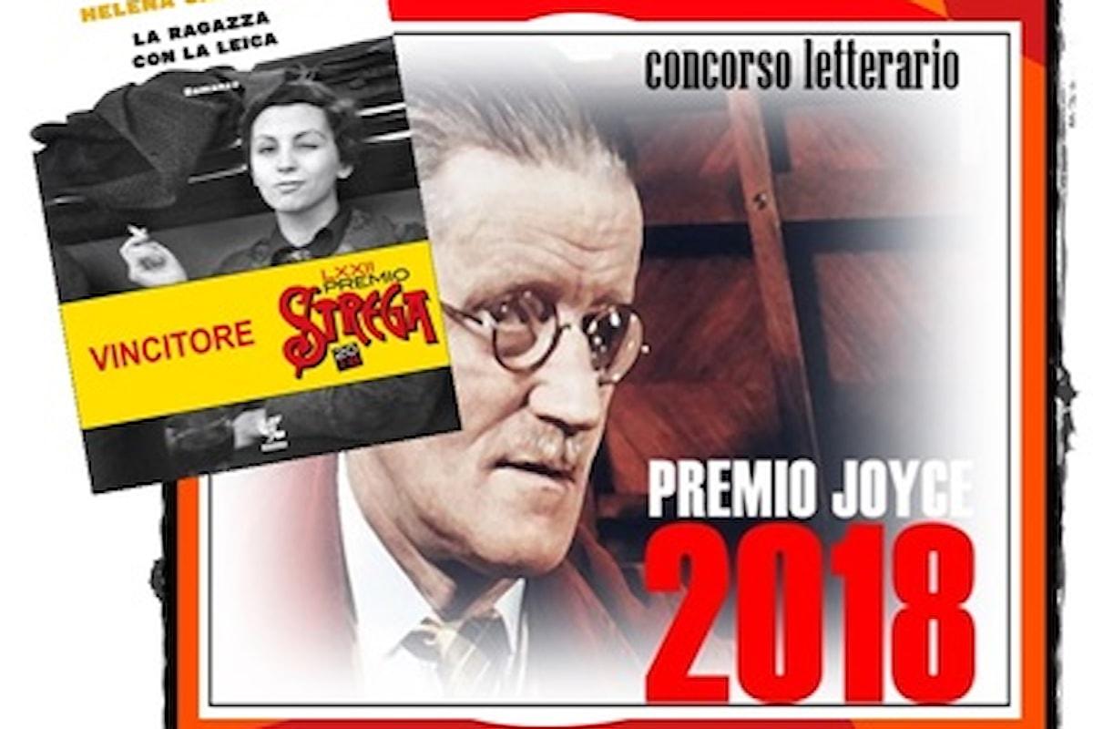 Al Premio Joyce 2018, arriva La ragazza con la Leica