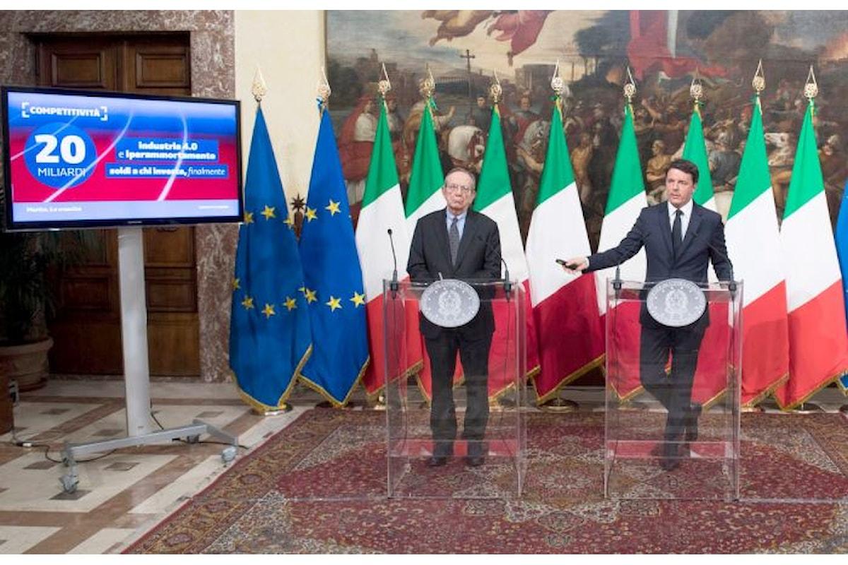 Padoan annuncia un possibile inizio della fine per l'Europa. Anticipata la bocciatura della legge di bilancio 2017?