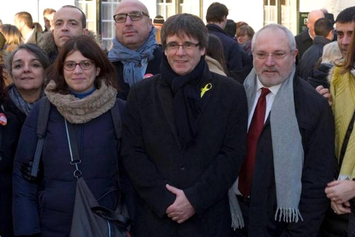 Si saprà solo il 14 dicembre se Puigdemont e i ministri catalani dal Belgio saranno estradati in Spagna