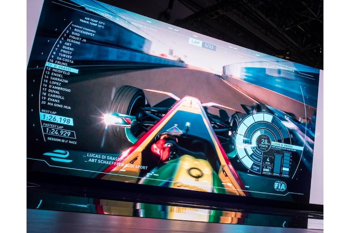 Nissan annuncia il proprio ingresso in Formula E a partire dal 2018