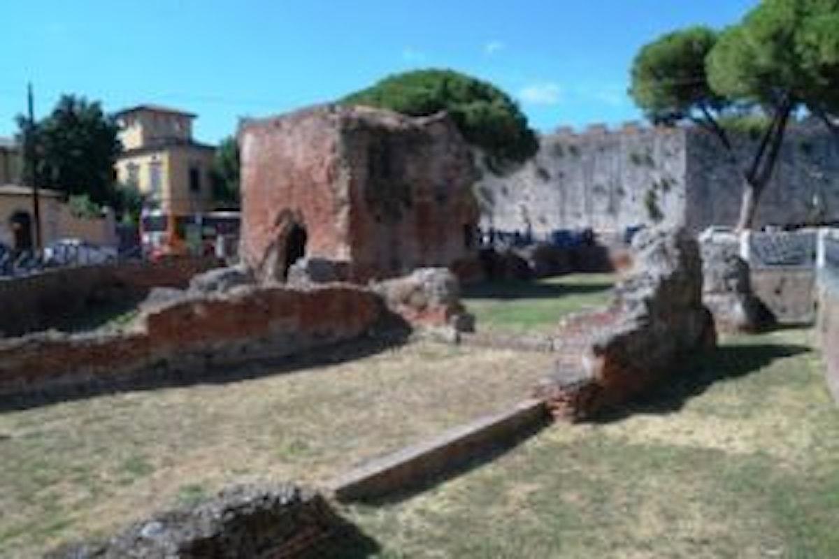 Pisa, scoperte archeologiche rivelano le origini della città nell'età romana e nel medioevo