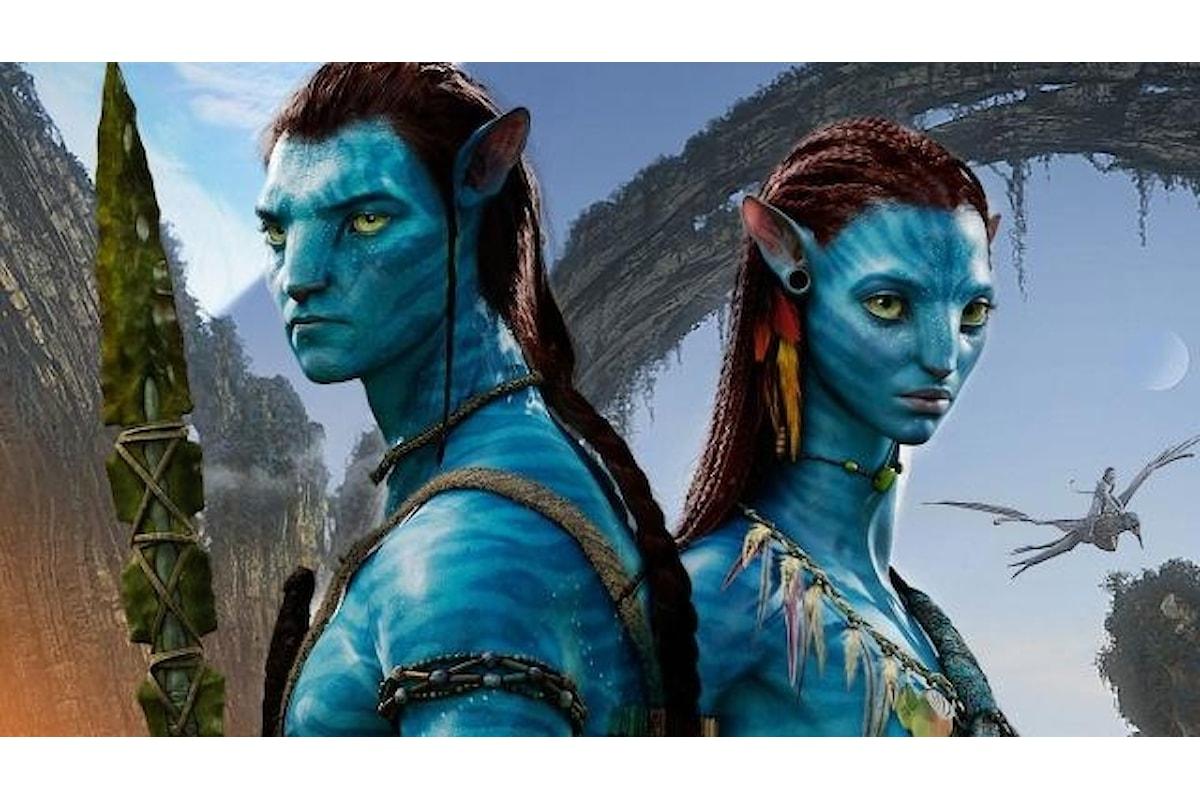 Avatar 2, ecco quando uscirà il prossimo film di Cameron