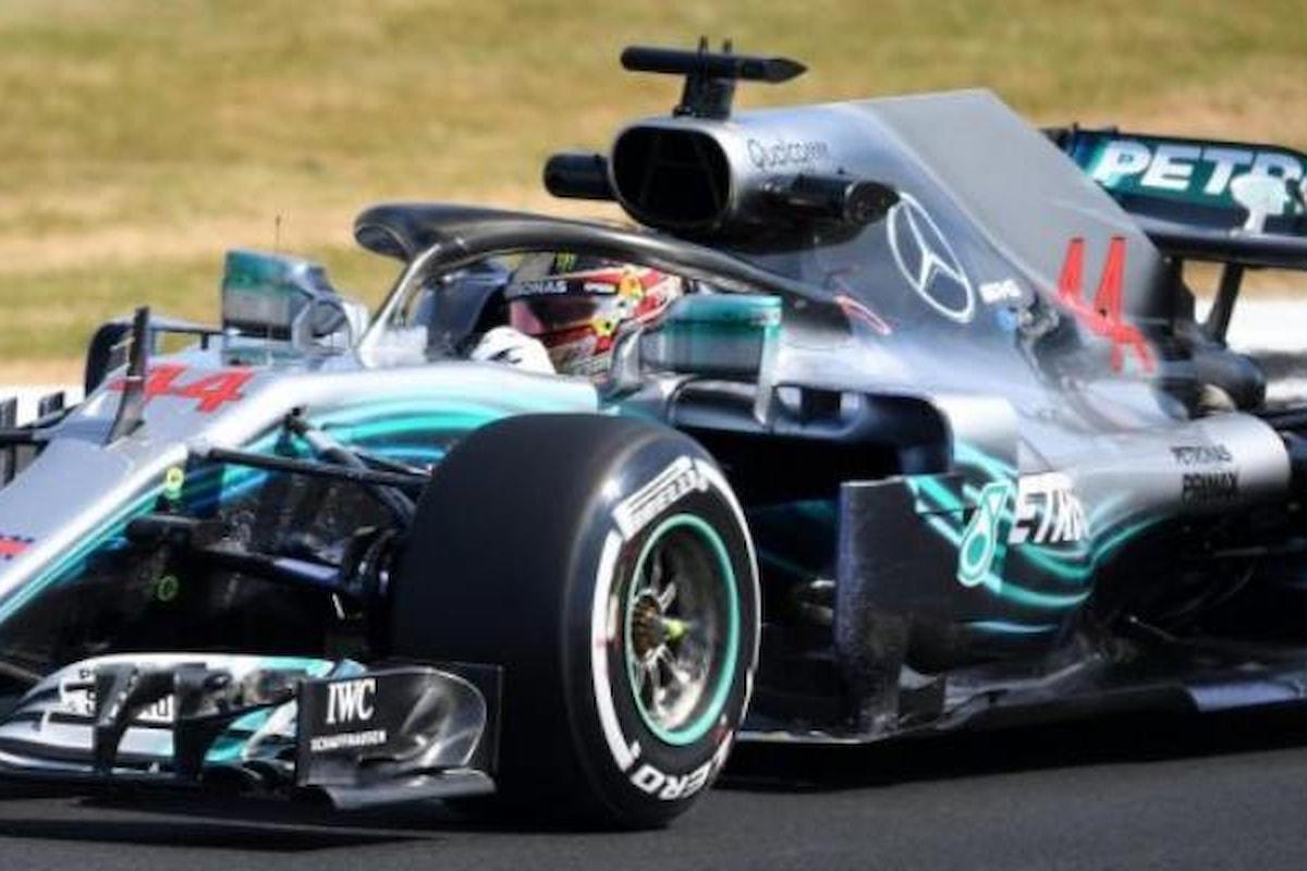 Formula 1, ecco come sono andate le libere a Silverstone, edizione 2018