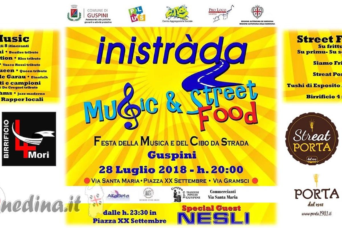A Guspini (SU), sabato 28 luglio, Nesli sarà il super ospite del festival Inistràda