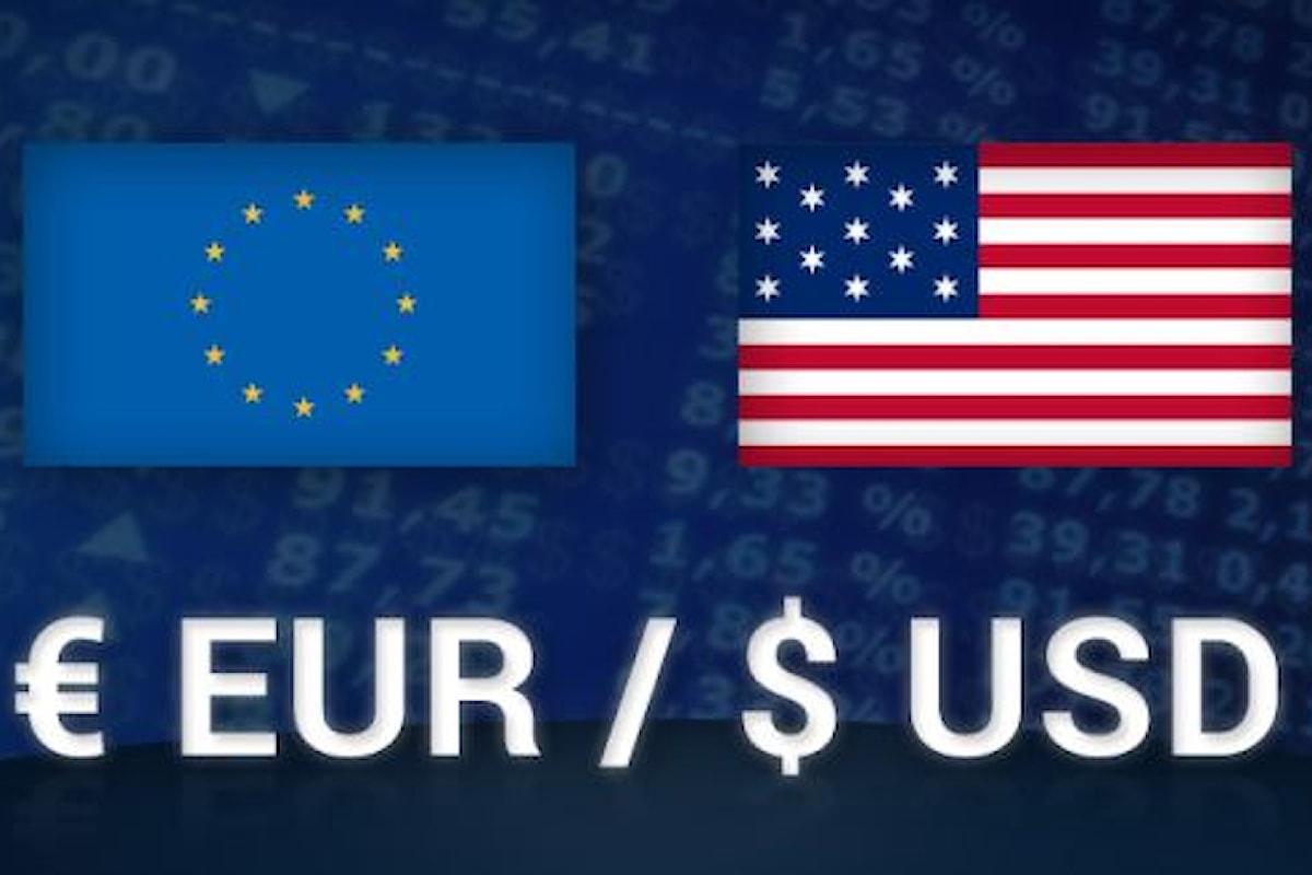 Duello dollaro-euro? La moneta unica è ancora molto più debole