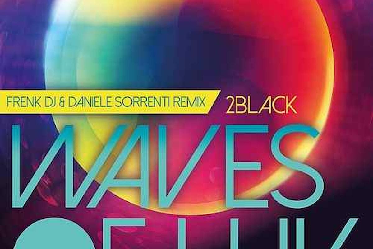 Remix 2017 per il disco cover Waves of Luv dei 2Black