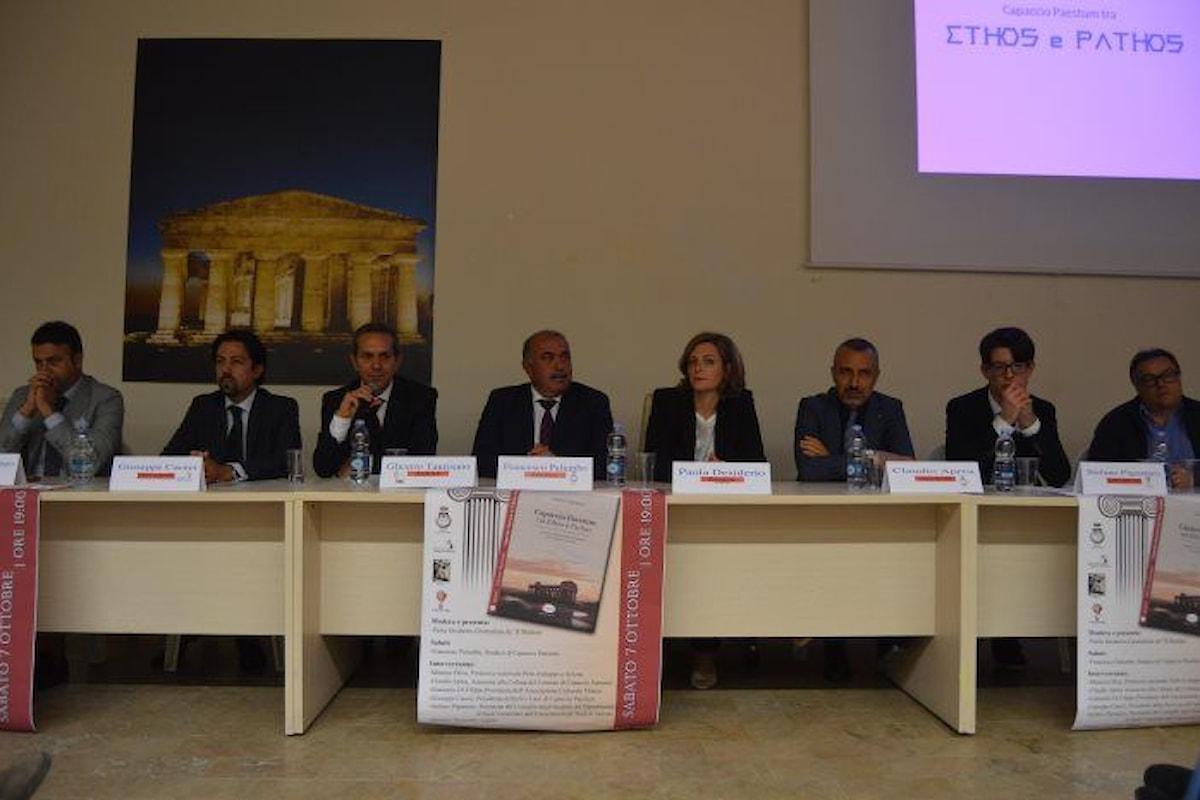 Nuova Presentazione del libro Capaccio Paestum tra Ethos e Pathos