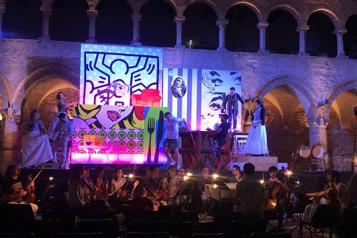 Le Gare Generose nel chiostro di Sant'Antonio di Taranto il 14 e 15 settembre in occasione del Giovanni Paisiello Festival 2018