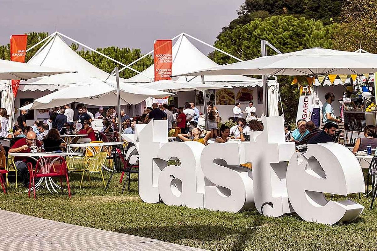 L'evento enogastronomico per eccellenza nella Capitale: Taste of Roma 2016