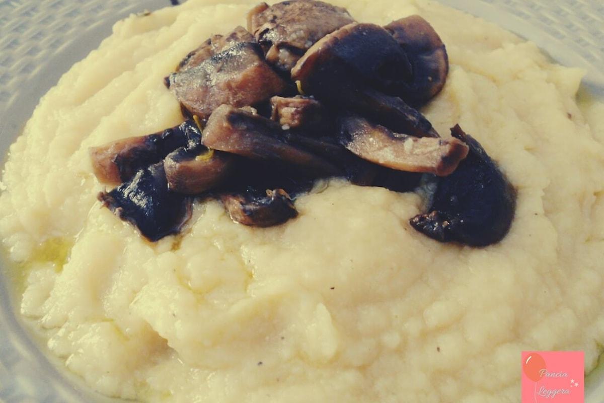 Un purè leggero e salutare senza… patate!