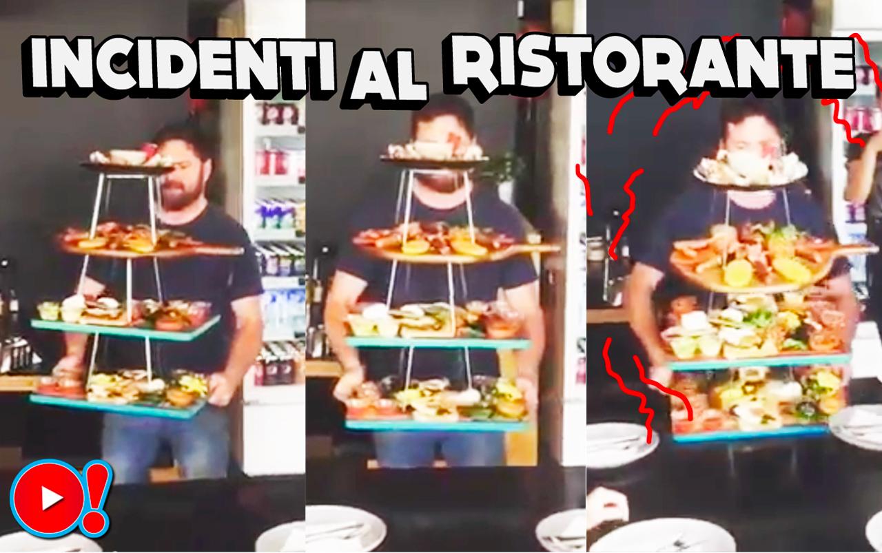 Scene divertenti al ristorante (compilation da ridere)