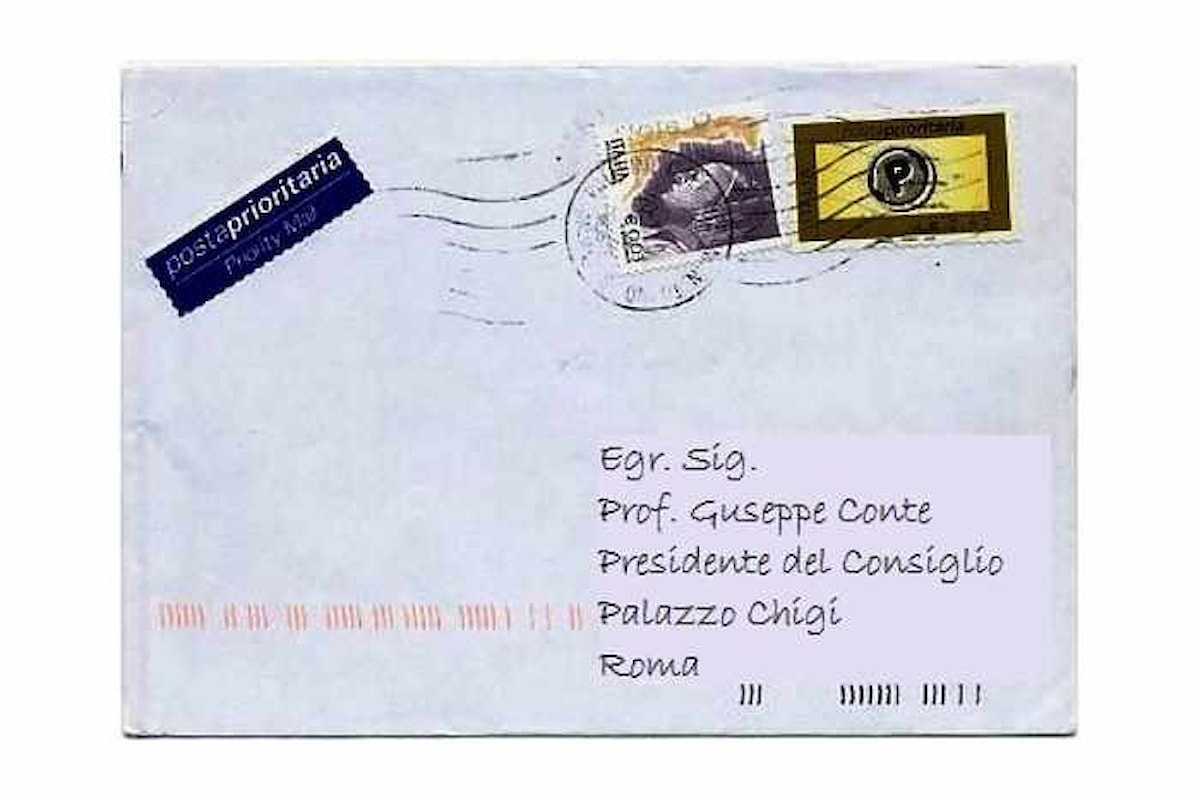 Professor Conte le scrivo…