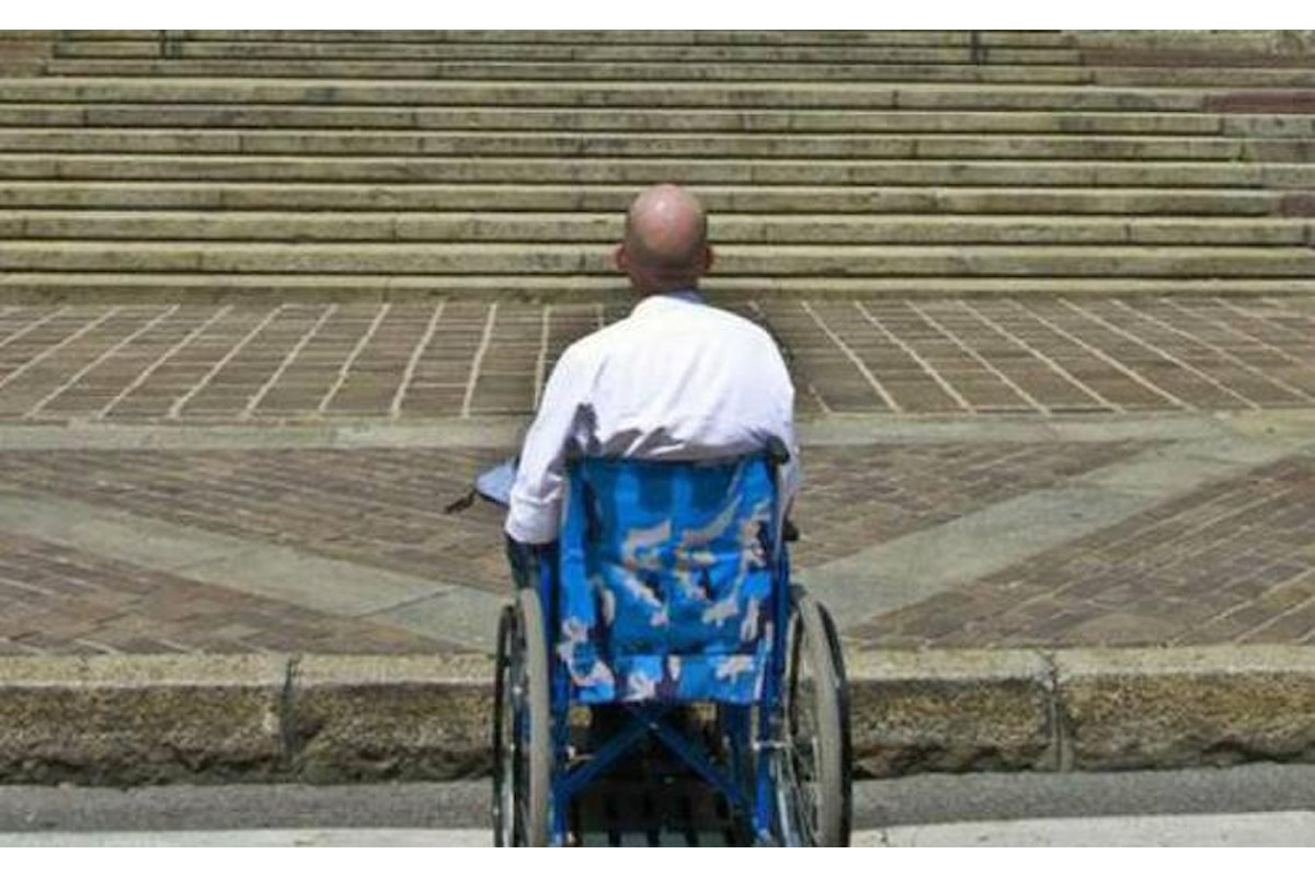 Il Disalbility day per non dimenticare l'esistenza dei disabili e dei loro problemi