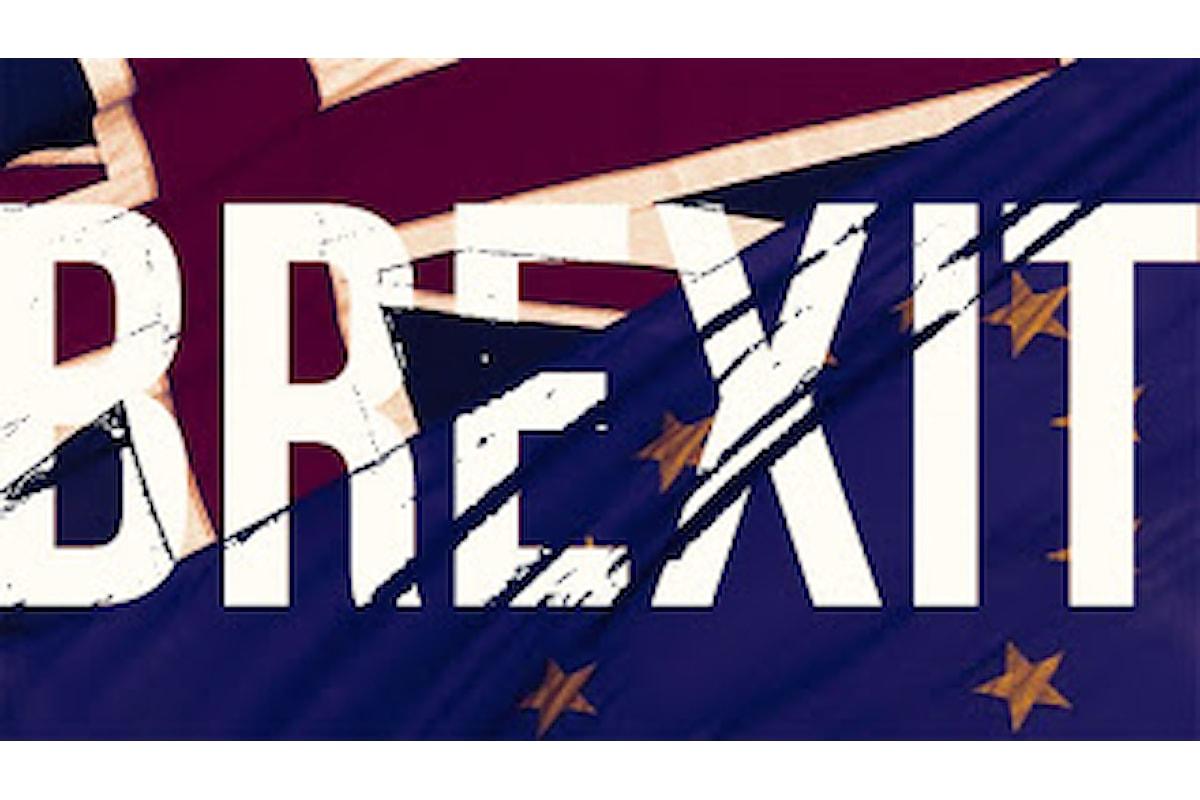 Brexit, Carney avverte sui rischi di un no deal. E la sterlina scende