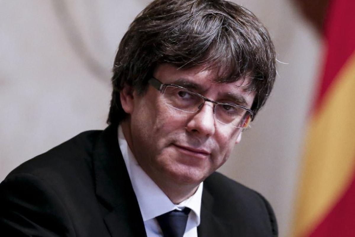 Carles Puigdemont è in Belgio, chiederà asilo politico?
