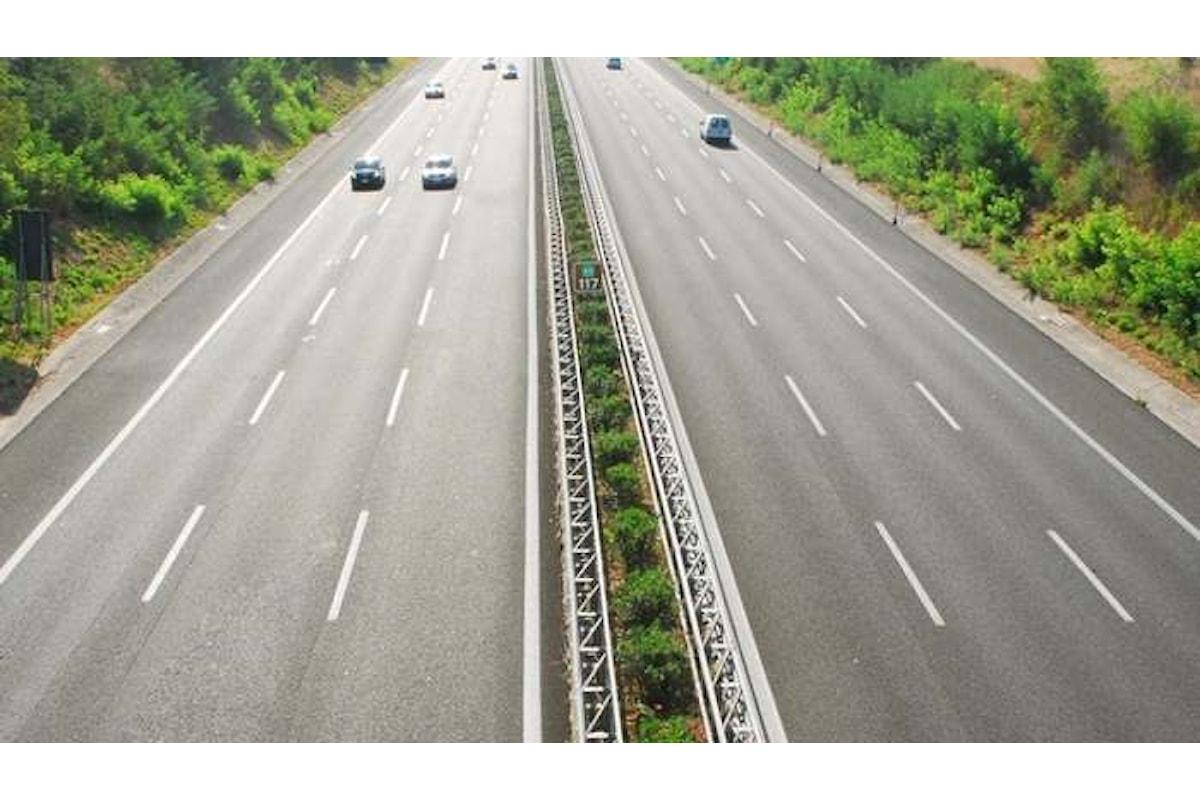 Delrio: l'autostrada Salerno Reggio Calabria è terminata... più o meno