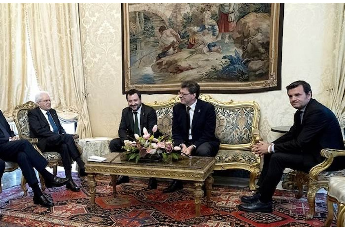 Il premier (quasi) fantasma al vaglio di Mattarella che deciderà se affidargli o meno l'incarico