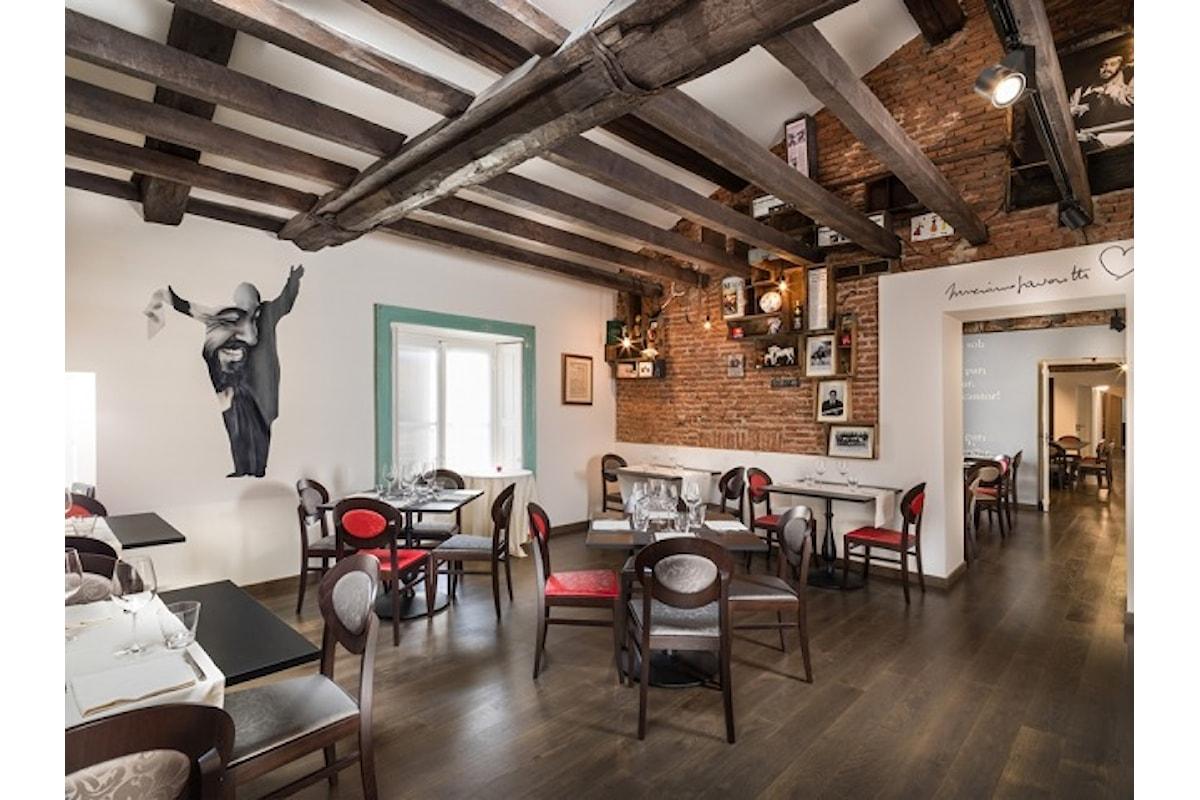 Pavarotti - Milano Restaurant Museum: a giugno 2016 degustazioni e passeggiate in Highline Galleria e continuano i giovedì con concerto