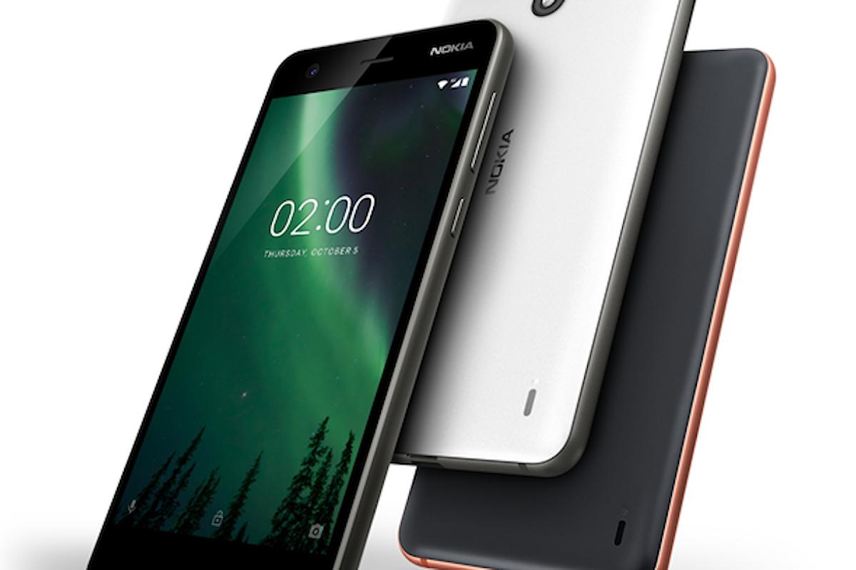 Nokia 2 avrà un'autonomia di due giorni con una sola ricarica