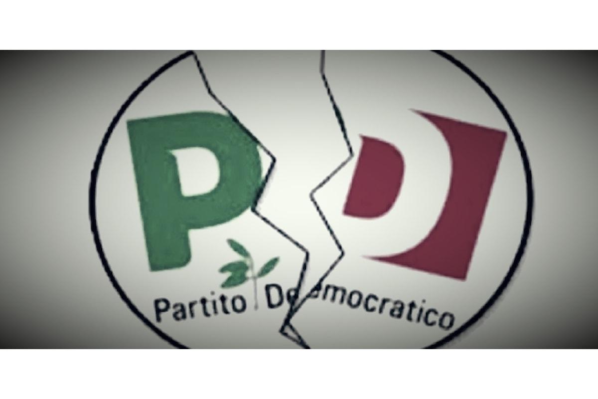 Pd: la disfatta di un Partito mai partito