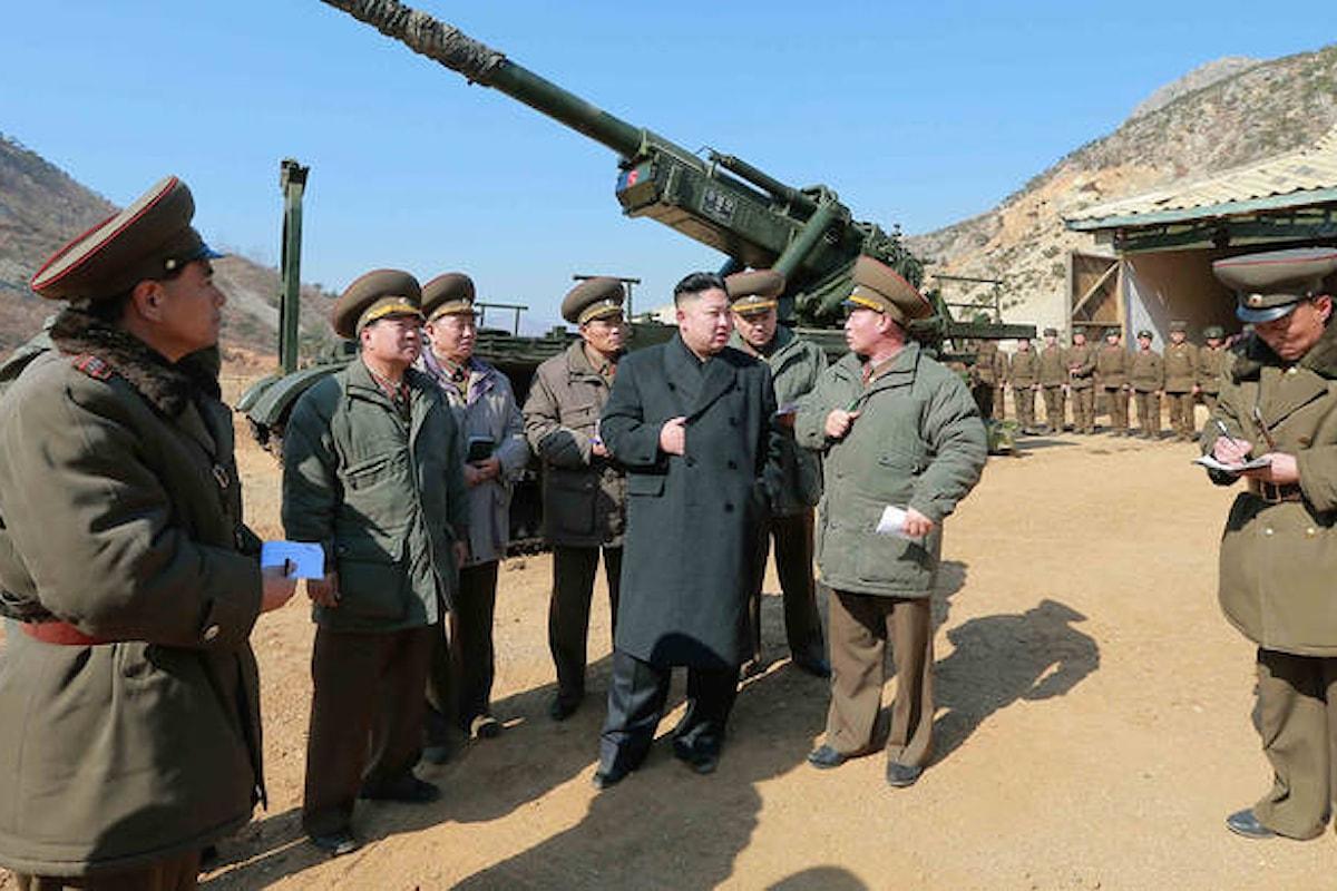 Test nucleare in Corea del Nord: bomba a idrogeno