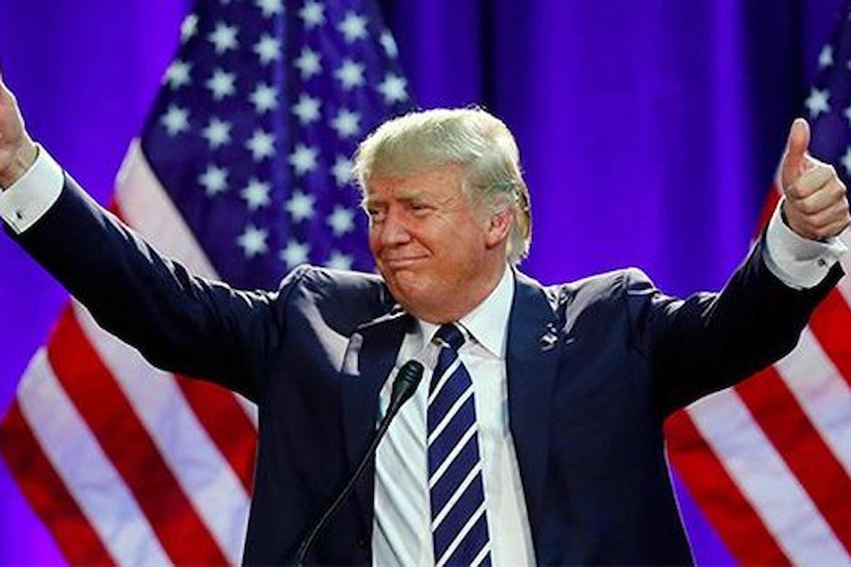 Trading online, Trump mette il turbo a Wall Street e al dollaro